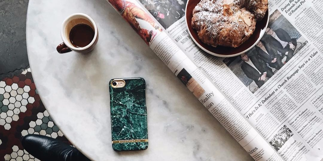 【Whoolala x RichmondFinch】 时尚博主最爱的手机时尚